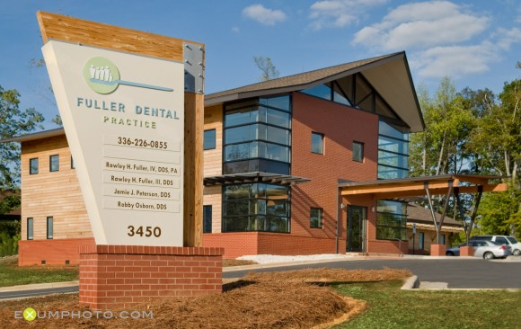 Website Photography - Fuller Dental Family Practice