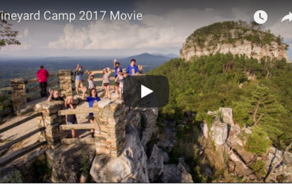 Marketing Brand Video - Vineyard Camp Video 2017