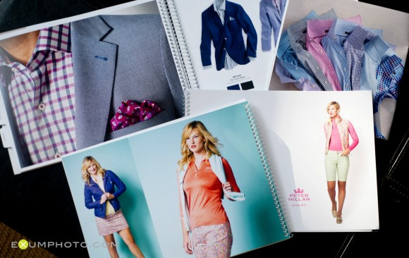Catalog Photography - Peter Millar