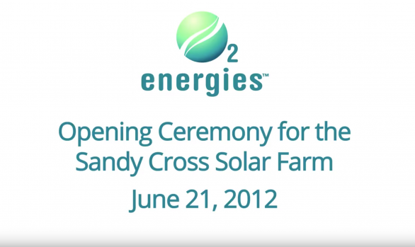Sandy Cross Solar Farm
