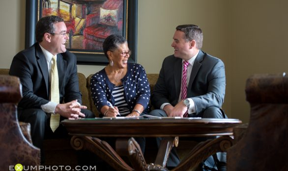 Website Photography - Fisher Wealth Management