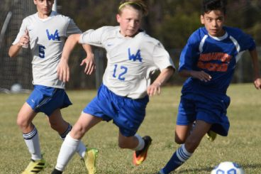 Western Alamance Middle Soccer