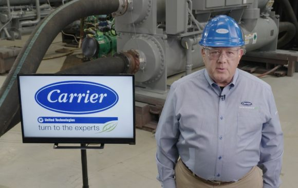 Marketing Video - Carrier 23XR Chiller