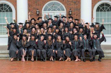Elon PA Graduation