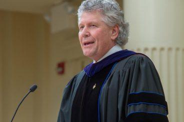Elon Physician Assistant Graduation (Faculty Access)