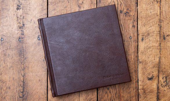 Fine Art Album - Leather Cover