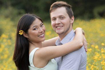 Mary Glaser & Brian Silinksi Engagement