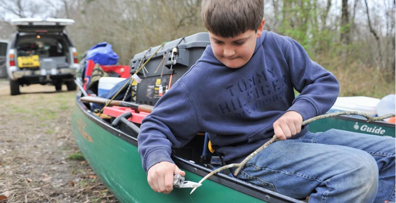 Mystic River Tandem Canoe Plans | Guillemot Kayaks - Small